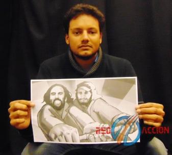 Campaña DDHH: Darío y Maxi