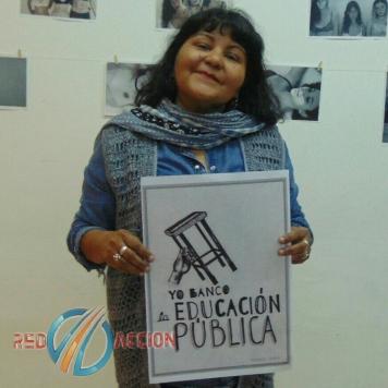 Campaña DDHH: Yo banco la educación pública